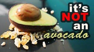 No mold dessert challenge #2 It's NOT an avocado