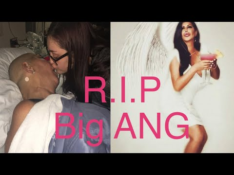 Mob Wives' Big Ang passes at 55 After Battling stage 4 lung & brain cancer