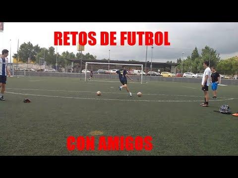 RETO de FUTBOL | CF Palleja