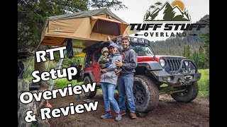 Tuff Stuff Overland RTT setup, overview & review