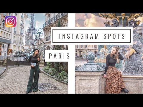 PARIS GUIDE : Top 10 Instagram Locations !
