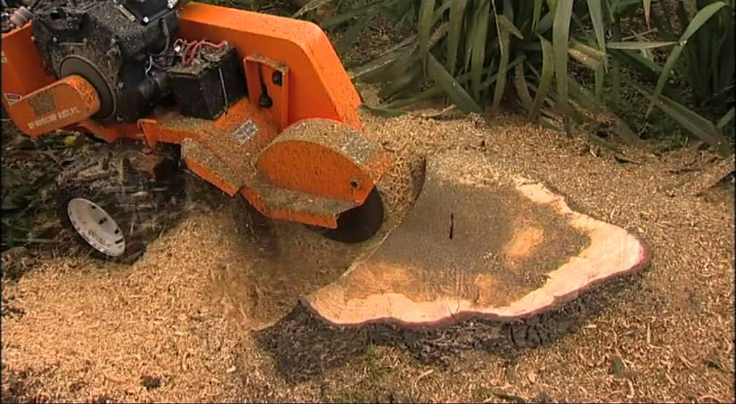 Stump Humper Stump Grinder - YouTube