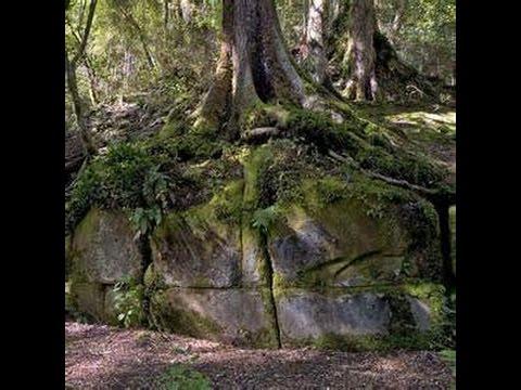 Easter Island, New Zealand, Tahiti, Hawai'i, Samoa, Tonga, Peru's Megalith Structures