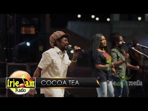 "Cocoa Tea ""Live"" @ Reggae Under The Stars (NYC) - Labor Day Weekend 2017"