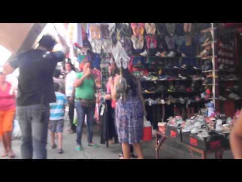 Santa Marta's public market. Colombia.