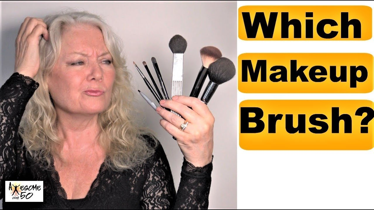 The Makeup Brushes I Use For Eyes Face Lips Beauty Video For