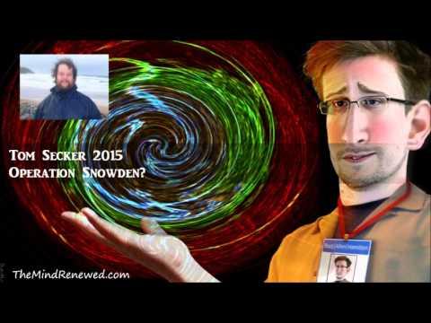 Tom Secker : Operation Snowden?