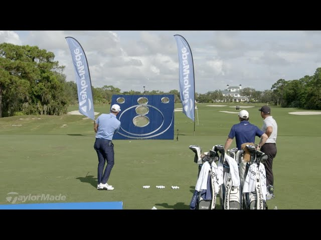 CHIP OFF CHALLENGE with Rory, DJ and JDay | TaylorMade Golf