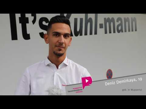 Wuppertal 1001 Stimme - Deniz Demirkaya