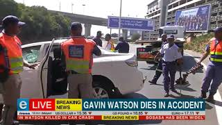 Bosasa head has been killed in an accident