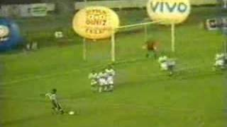 Botafogo 5x0 Maranhão CopaBR04 Valdo
