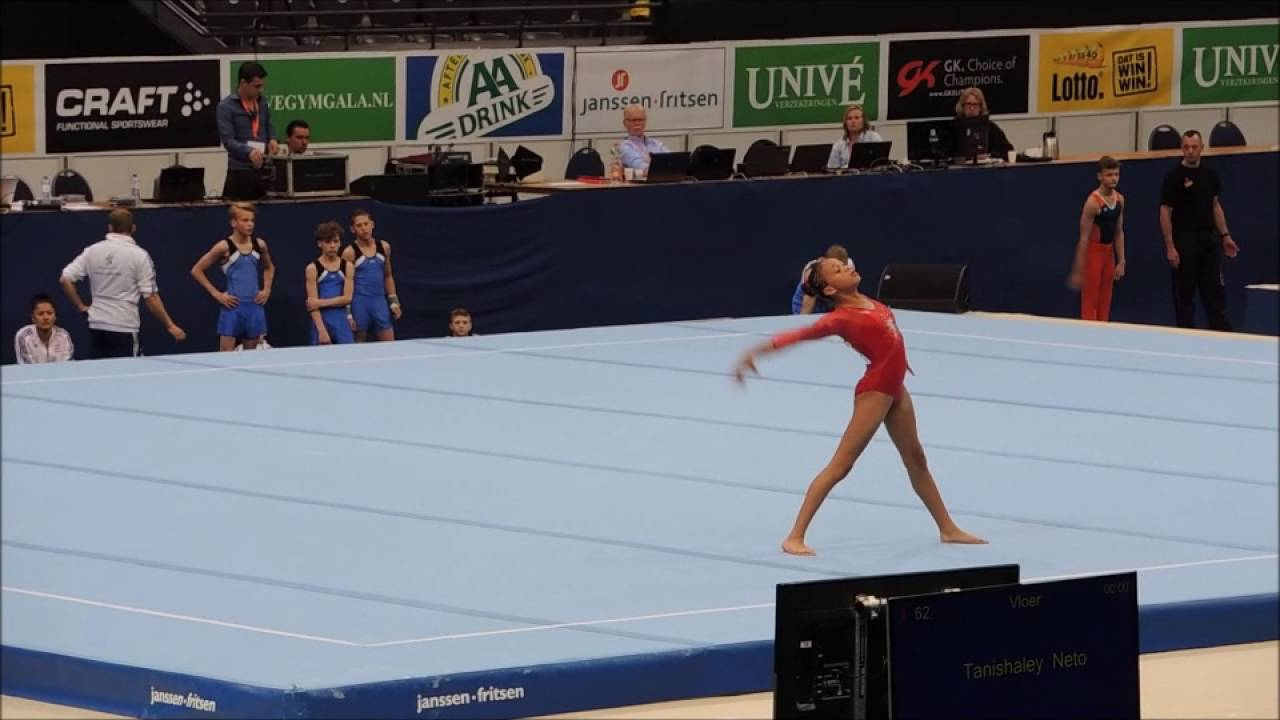 Winwin gymnastics - Fantastic Gymnastics 25 Juni 2016 Tanishaley