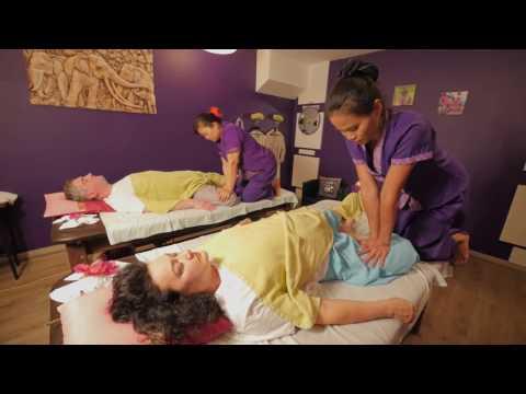 """Спа-программа """"Традиционный тайский массаж на двоих"""". Твойтай"""