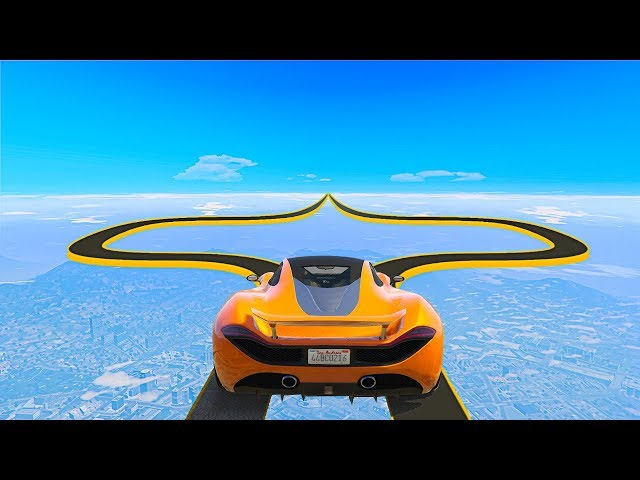 NOBODY Has Ever Completed This IMPOSSIBLE RACE! (GTA 5 Funny Moments)