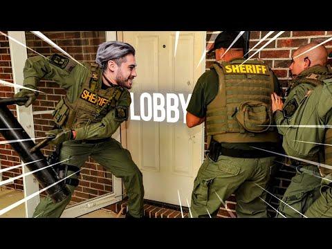 SWATTIAMO con CATTIVERIA la LOBBY con lo SWISS DORATO!