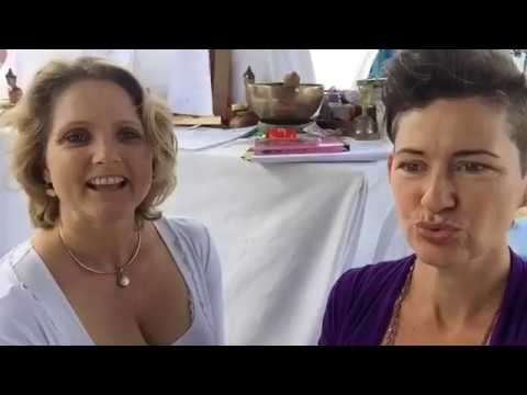Yoga, nutrition and meditation to relieve stress with Haydi