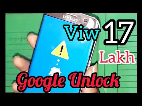 Samsung S7 Edge Google Unlock
