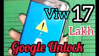 Samsung S7 edge google unlock thumbnail