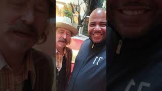 A Message from Vincent M Ward and Lew Temple