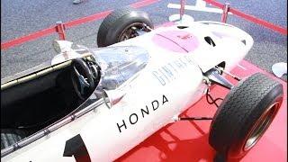 【 Motor Sports Japan 2013 】 ホンダF1 RA272 Pt.2 【 Honda Formula One RA272 】