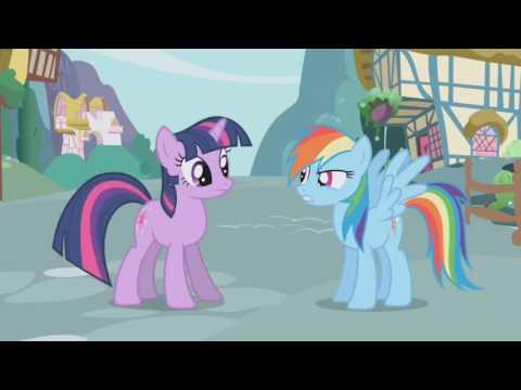 My Little Pony - Przyjaźń to Magia - Biletomistrzyni odc.3