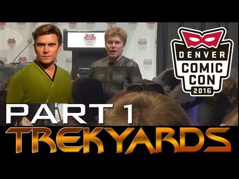 Star Trek Continues Panel (Denver Comic Con 2016)