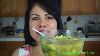 This video is about Salsa Verde Especia Para Tacos.