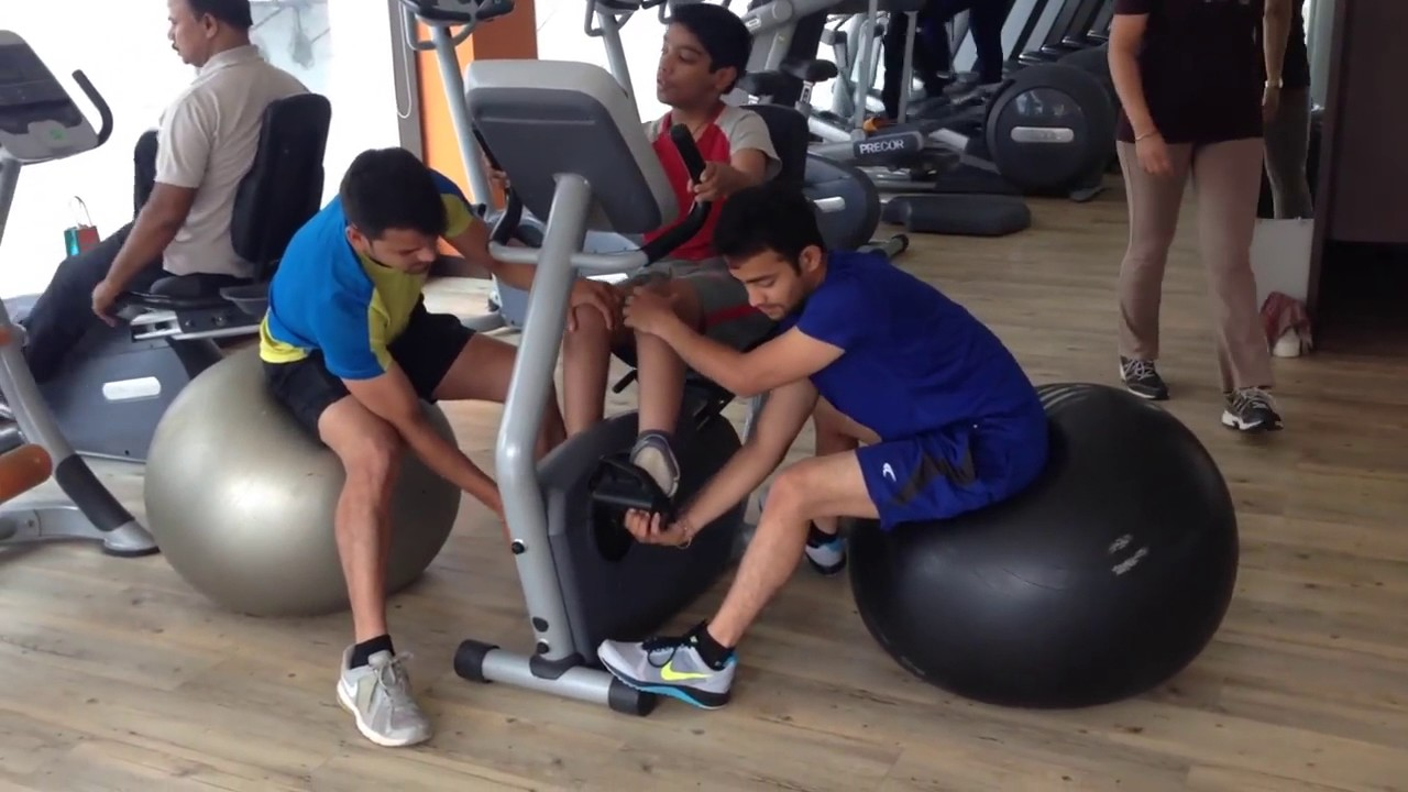 Exercise for physical therapy - Physical Therapy Treatment For Cerebral Palsy Children Cycling Exercise