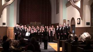 Thomas Morley: It Was the Lover and His Lass (The HWS Colleges Chorale and Cantori)