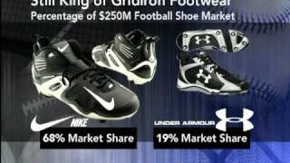 Under Armour vs Nike at the Title Game