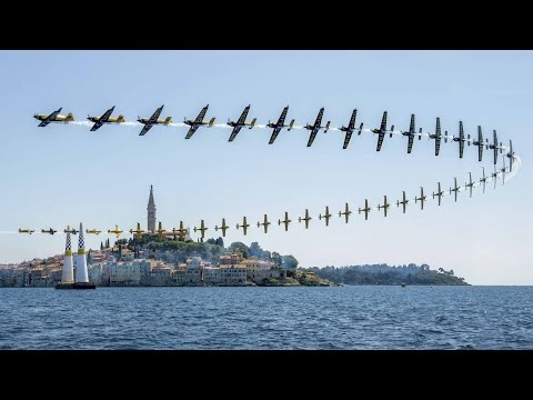 Surviving Intense G-Force in the Red Bull Air Race