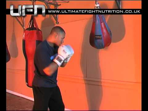 Large Maize Bag Ultimate Fight Nutrition Boxing And Tips