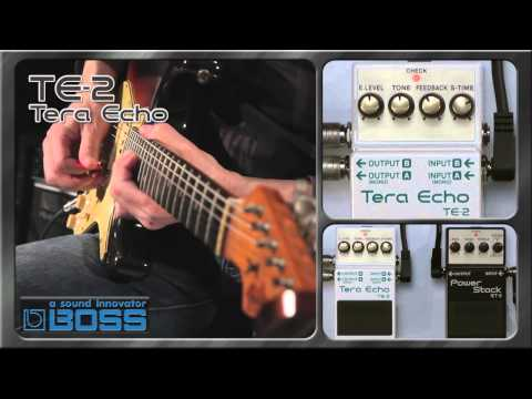 TE-2 Tera Echo [BOSS Sound Check]