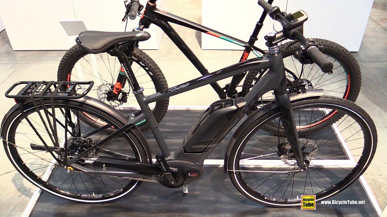 2017 scott e sub evo electric city bike walkaround. Black Bedroom Furniture Sets. Home Design Ideas