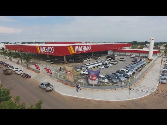 Grupo Machado inaugura 7ª loja em Sinop