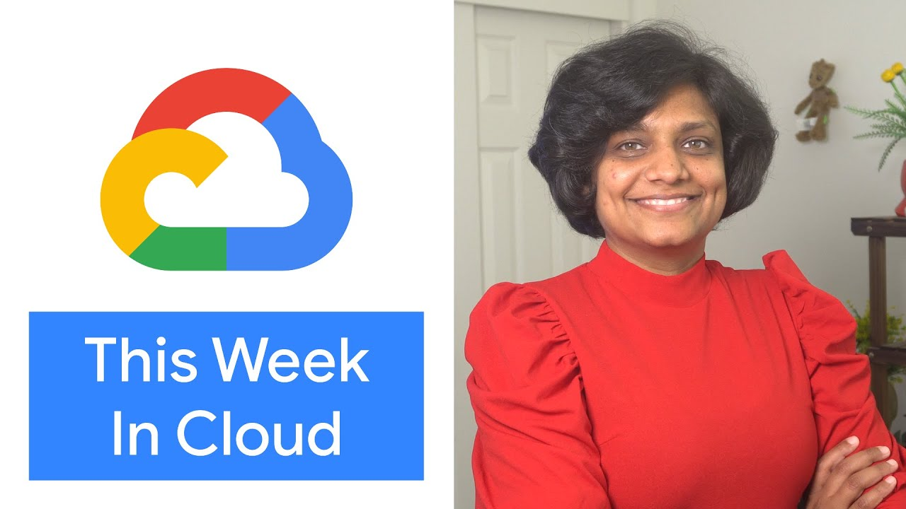 Google Cloud Product Map, Cloud Shell Editor, & More!