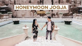 HONEYMOON JOGJA PART 2 | KELILING JOGJA PALING ROMANTIS KETIKA BERSAMAMU !!!