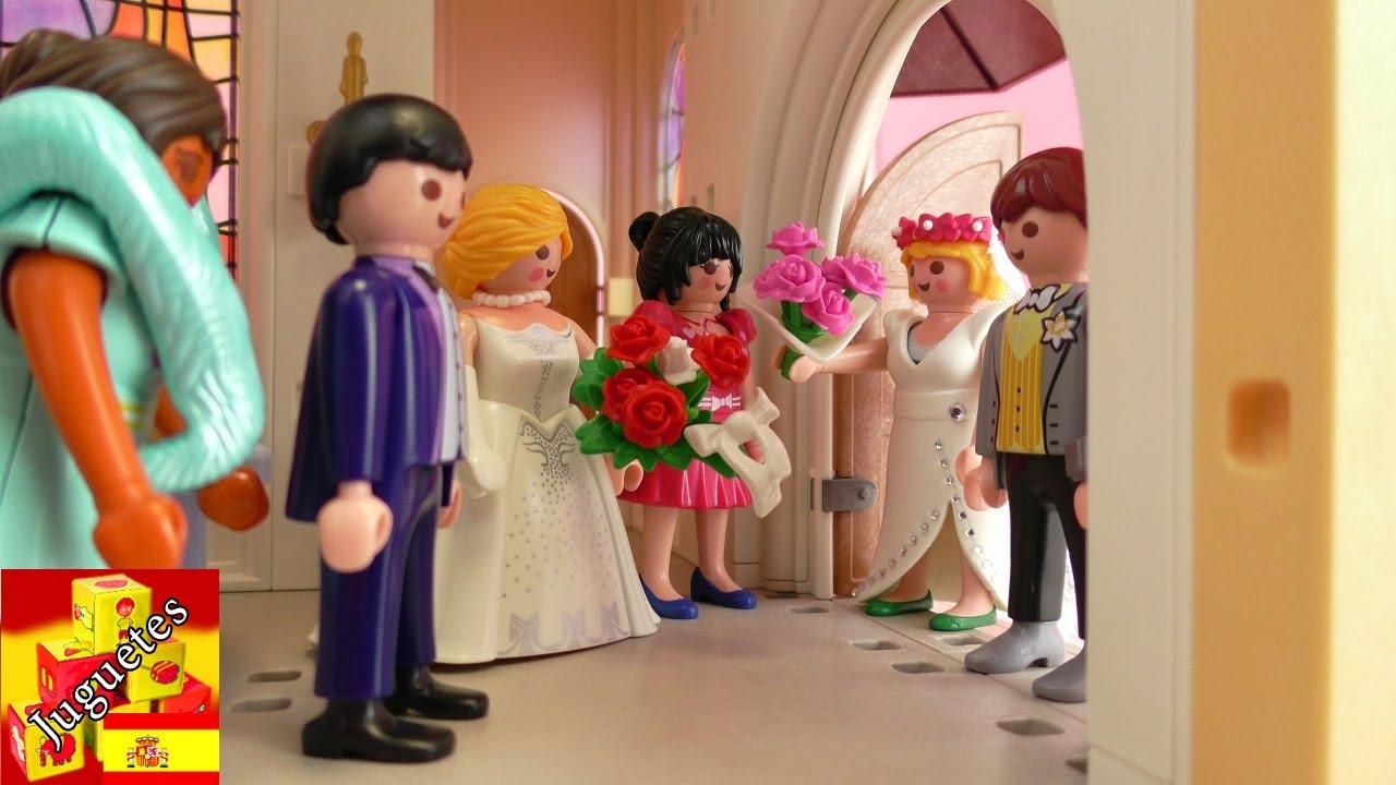 Doble Iglesia Película PlaymobilBoda En La Fl1JcK