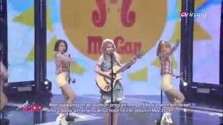 Simply K-Pop - Ep118C04 Megan Lee - 8dayz/ 심플리케이팝, 메건리