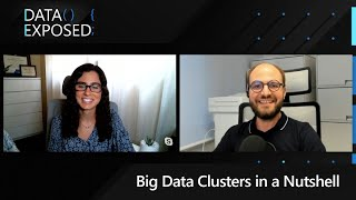 Big Data Clusters in a Nutshell | Data Exposed: MVP Edition