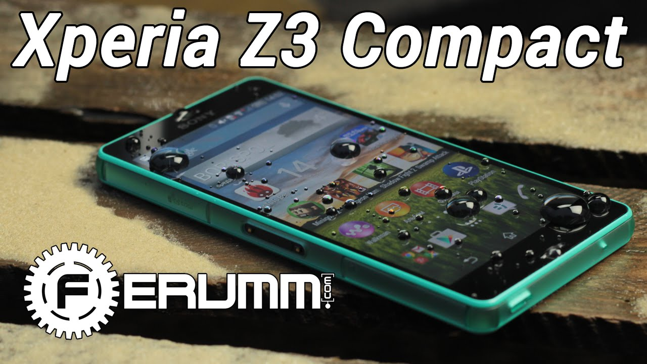 Sony Xperia Z3 Compact подробный обзор. Главные особенности Xperia .
