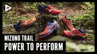 mizuno trail running shoes