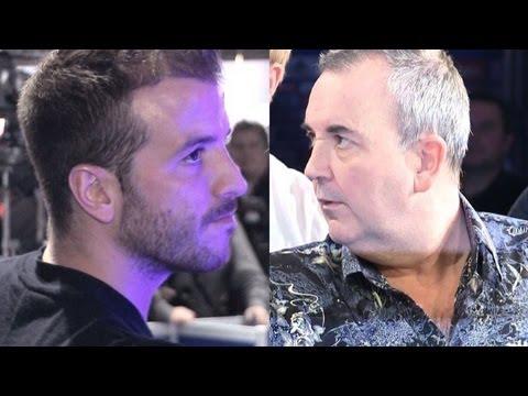 Van der Vaart trifft wieder - im Duell mit Darts-Legende Taylor