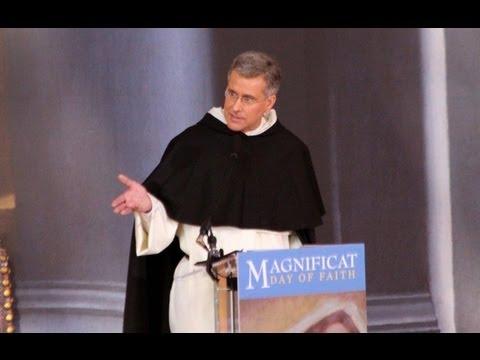 Fr. Peter John Cameron, O.P. | The Magnificat Day of Faith