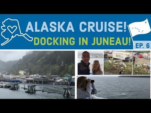 ALASKA CRUISE: Docking In JUNEAU L Cruise Vlog L Ep. 6