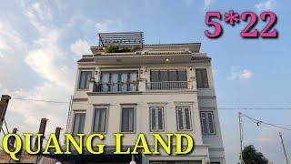 ✅Bán Nhà 3 Lầu Bình Chánh-5x22 Hướng Nam Five Star Eco City