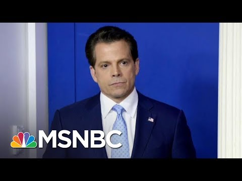 NYT: Anthony Scaramucci Out As White House Communications Director | MSNBC
