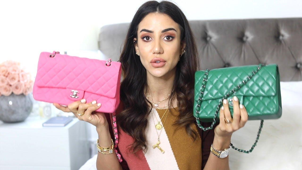 ea66eb1286 HANDBAG COLLECTION 2019 | Chanel, Dior, LV, Hermes | Tamara Kalinic ...