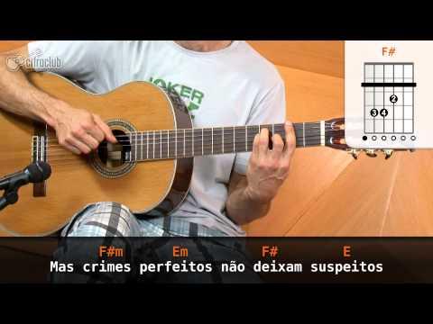 Pra Ser Sincero - Engenheiros da Hawaii (aula de violão)