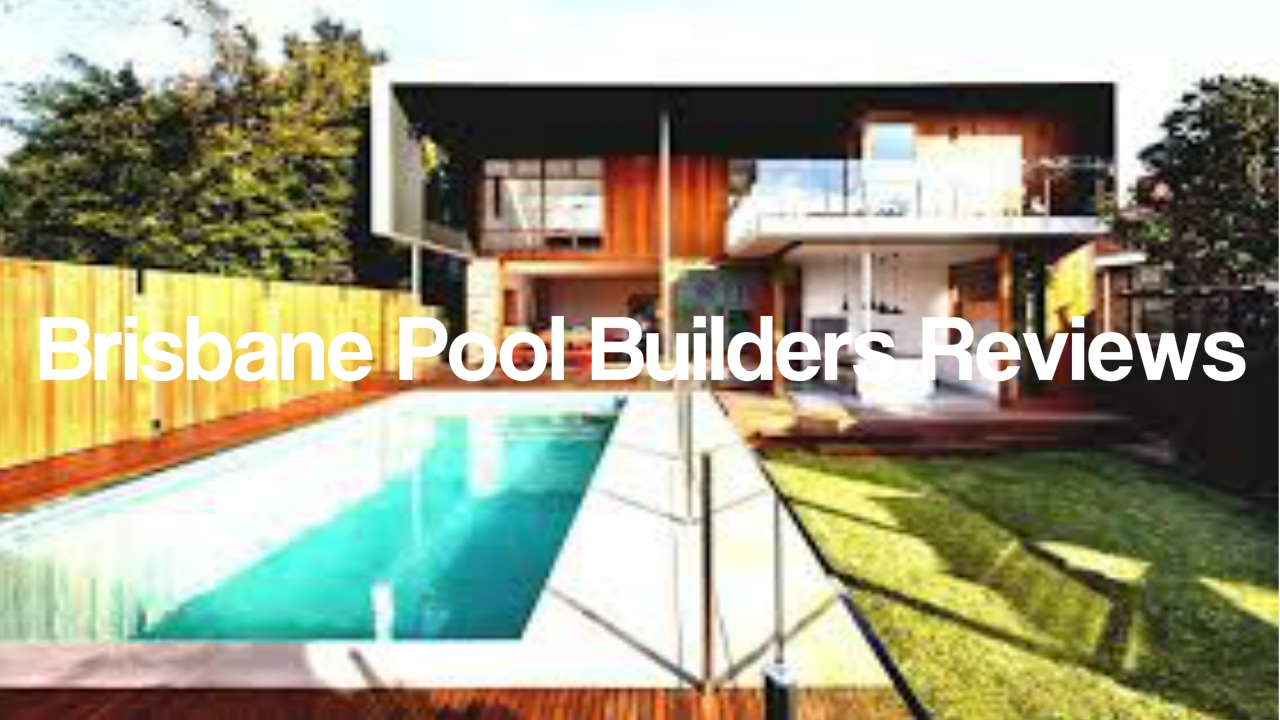 Brisbane Pool Builders Reviews Swimming Pool Builders In Brisbane Need A Professional Pool